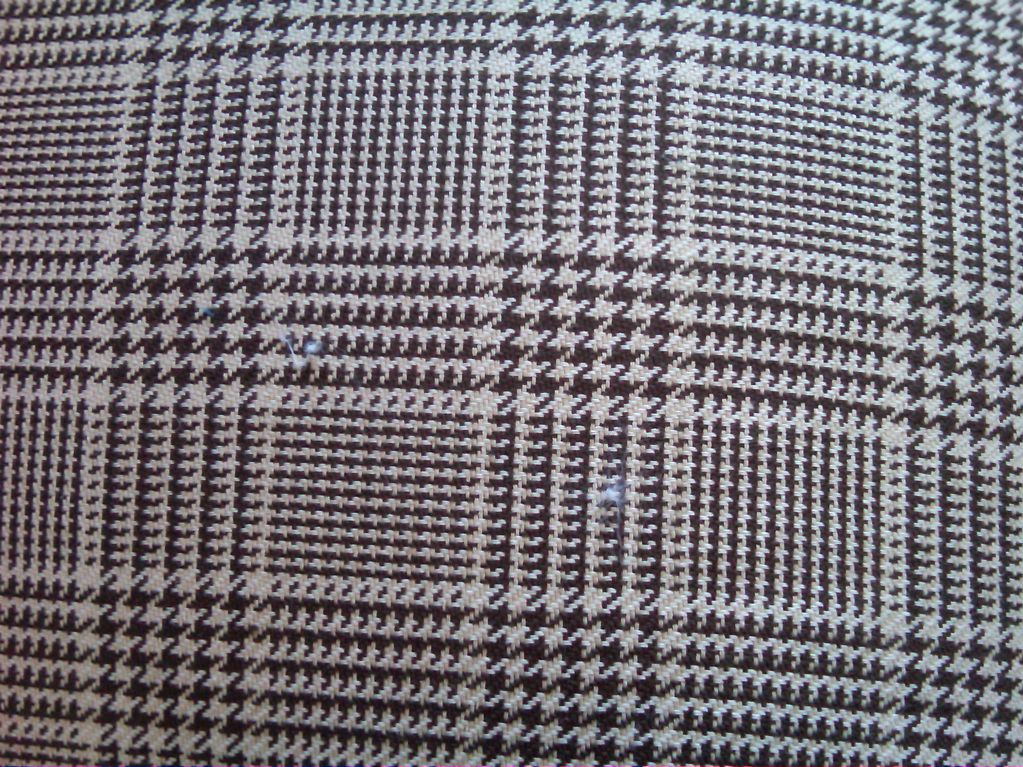 Houndstooth Obsession Take Life With A Grain Of Chocolate